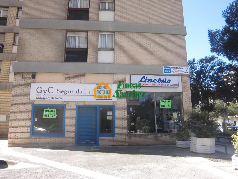 Fincas sanchez locales zaragoza ref 2350 - Fincas sanchez ...