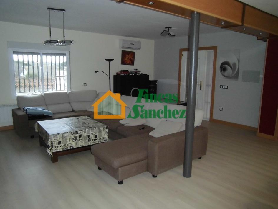 Fincas sanchez chalet adosado casa con terreno finca cadrete ref 4748 - Fincas sanchez ...