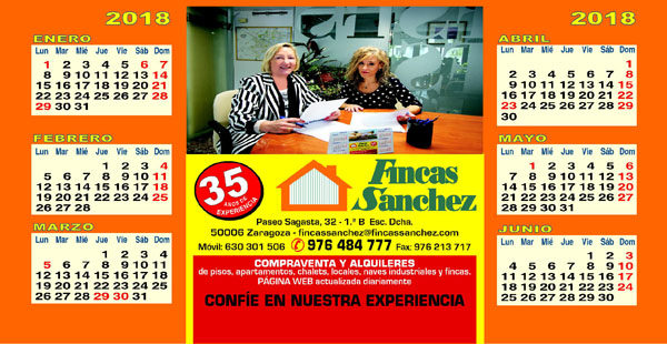 calendario fincas sanchez